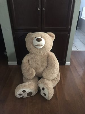 Snuggle with this Teddy Bear for Sale in Clovis, CA