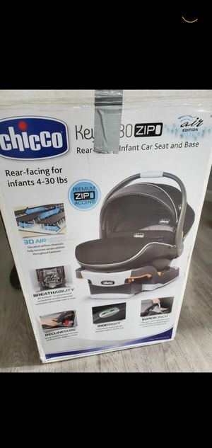Chico keyfit car seat for Sale in Federal Way, WA