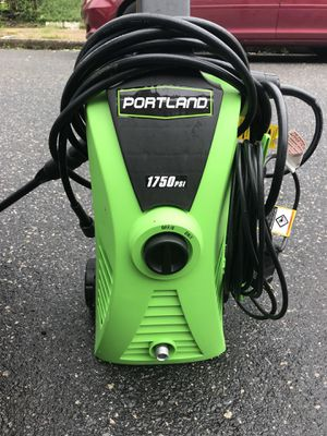 Portland 1750 pressured 110 volts brand new for Sale in Philadelphia, PA