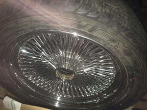 """20"""" rims for sale for Sale in Evansville, IN"""
