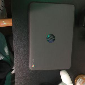 HP Chromebook 11 G7 EE 11.6 inch (32GB, Intel Celeron N4000, 1.10GHz, 4GB)... for Sale in Arvin, CA