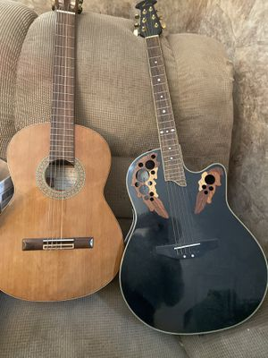 2 accoustic guitar for Sale in East Brookfield, MA
