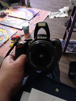 Nikon D3200 for Sale in West Valley City,  UT