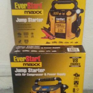 EVER START JUMPERS for Sale in Kissimmee, FL