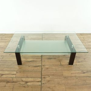 Glass Top Coffee Table (1027416) for Sale in San Bruno, CA