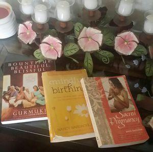 3 Pregnancy & Birthing Books for Sale in Milton, FL