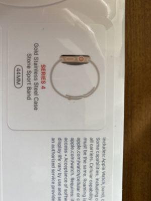 Apple Watch series 44 mm stainless steel for Sale in Hayward, CA