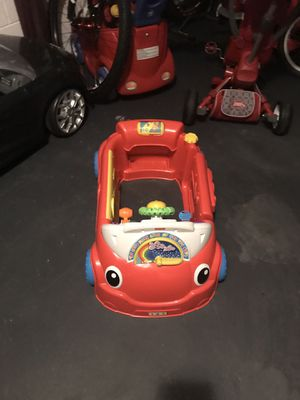 Kids toys, tricycle, walker for Sale in Orlando, FL