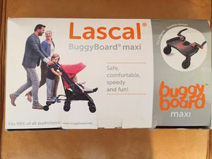 Lascal Buggy Board Maxi for 99% strollers for Sale in Seattle, WA