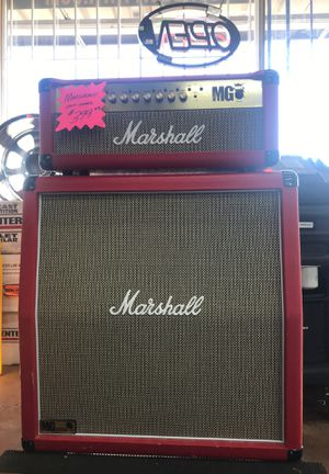 Marshall Guitar Amplifier MG100HFX for Sale in Irving, TX