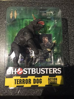 Terror Dog 7 inch Action Figure, Ghostbusters collectible figure, Diamond Select Toys Series 5 for Sale in Queens, NY