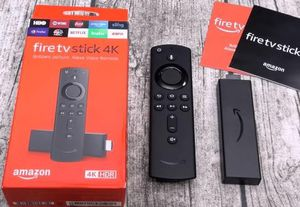 4k updated 2020 Firestick. for Sale in New Port Richey, FL