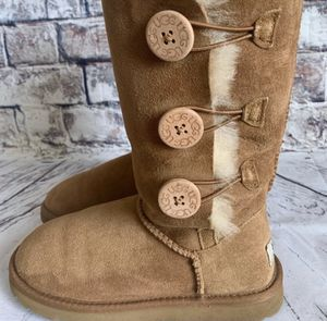 Triple Bailey Button UGG Boots for Sale in Phoenix, AZ