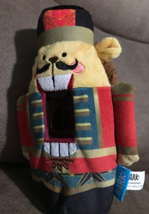 "8"" Xmas Dog Toy stuffed animal $2 for Sale in Menifee, CA"