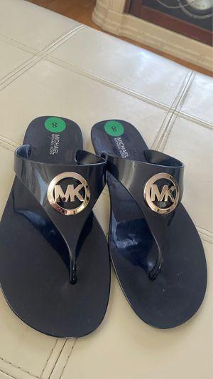 Women's Michael Kors jellie sandals size 8 for Sale in Antioch, CA