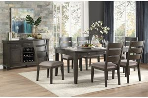 DINING TABLE WITH 4 CHAIRS for Sale in Dublin, CA