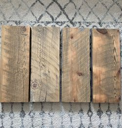 Reclaimed Pine Floating Shelves for Sale in Battle Ground,  WA