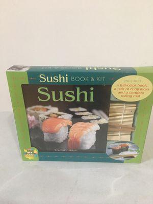 Sushi book & kit for Sale in Evanston, IL