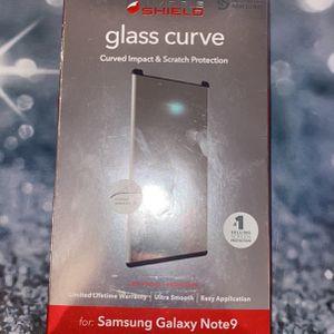 Invisible Shield/Glass Curve/Samsung Galaxy Note9 for Sale in Santa Ana, CA