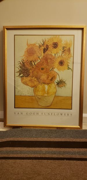 Framed wall art. Flower themed (Mostly) for Sale in Centreville, VA