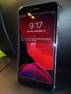 "Apple iPhone 6 Plus 5.5"" 128 GB Space Gray unlocked for Sale in Punta Gorda, FL"