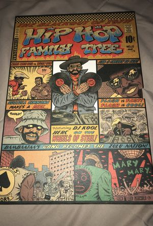 Hip Hop Family Tree - Special Collector's Issue 🎼 for Sale in Smyrna, GA
