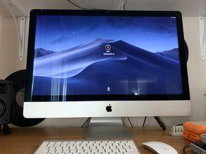Desktop Apple 27-inch imac with retina 5k display for Sale in Buffalo Grove, IL