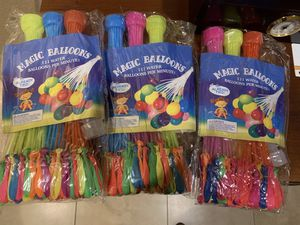 Water balloons 🎈 💦 for Sale in Moreno Valley, CA