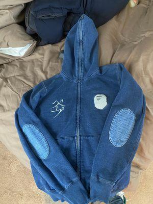 Babe indigo shark hoodie for Sale in Willingboro, NJ