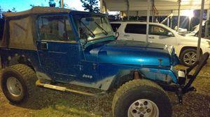 94 jeep wrangler for Sale in Atlanta, LA
