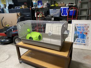 Large small animal cage for Sale in Melbourne, FL