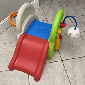 Step2 Mini Slide With Sports Activities for Sale in Fresno, CA