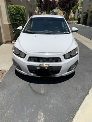 2012 Chevy sonic for Sale in Temecula, CA