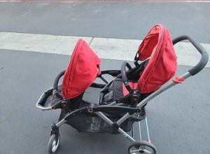 Contours options double stroller for Sale in Santee, CA