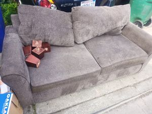 FREE couch and loveseat great condition! for Sale in Richmond, CA