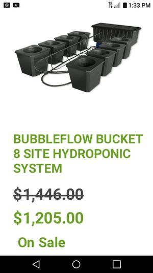 Supercloset Hydroponics set up for Sale in Scappoose, OR