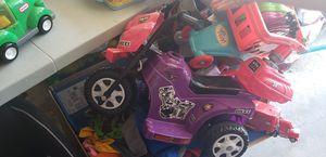 Kid Motorz pink and purple Lil' Patrol Motorcycle Ride On for Sale in Oak Lawn, IL