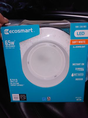 5 brand new ecosmart LED for Sale in Worcester, MA