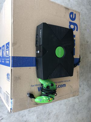 Old Xbox, 2001-2004 for Sale in Cedar Park, TX