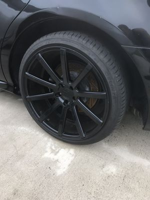20 inch Mercedes rims 5x112 for Sale in Homestead, FL