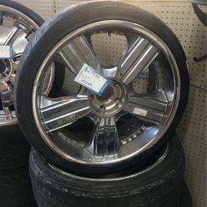 Lexani 22 Inch 5 Lug Wheels for Sale in Charlotte, NC
