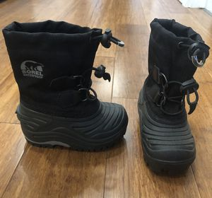 Sorel Snow Boots 6C for Sale in Everett, WA