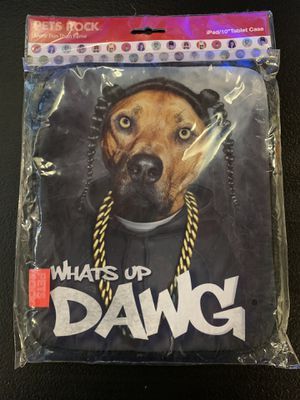 """What's up dawg! iPad tablet case """"10 for Sale in Levittown, PA"""