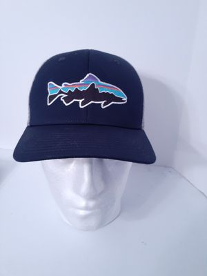 New Patagonia snapback mesh back hat for Sale in Eatonville, WA
