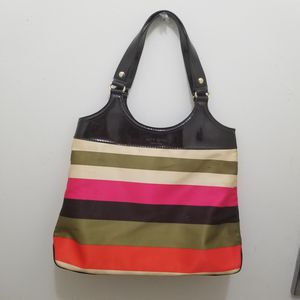 KATE SPADE multicolor stripped bag for Sale in Reston, VA