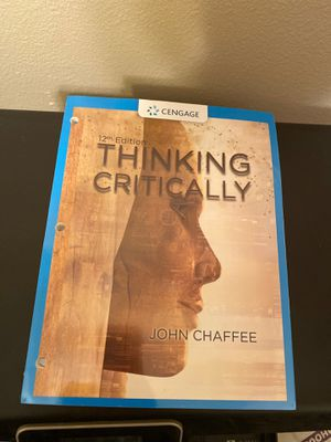 Thinking Critically for Sale in Phoenix, AZ