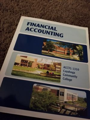 ACT 1310 TRI C BOOK for Sale in Cleveland, OH