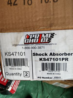 Shocks for Chevy S10 front and rear. for Sale in Odenton, MD
