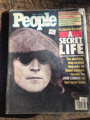People weekly 1988 for Sale in Fullerton, CA