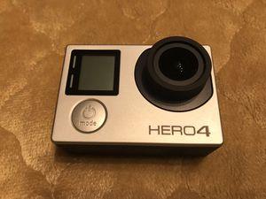 GoPro Hero4 with accessories & case for Sale in Atlanta, GA